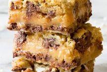 Brownies, Bars, Cookies, Fudge, Pies, Cakes, & More! / Brownies, Bars, Cookies, Cakes, Pies, Cheesecakes & more that we think look yummy!