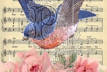 bLUeBiRdS aRe mY hAPPinEsS / by Sharon Channell