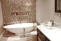 Bathroom Ideas / by Amanda Wardwell