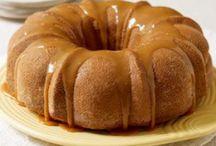 Desserts - Bundt & Pound Cakes