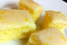 Desserts - Lemon & Lime