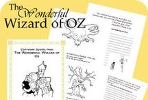 Culture | Wizard of OZ / Everything Oz from Unit studies and projects to general information and images.