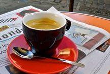 Uns cafés pelo mundo... aconchego!