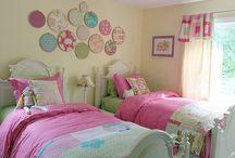 Kids bedroom ideas. <3 / by Stacy Glinka