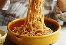 Bellissimo / (Never enough) Pasta recipes