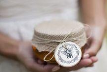 INSPIRATIONS { Honey Packaging }