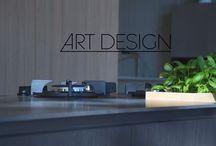 Showroom Art Design keukens, Goudsesingel 103 Rotterdam.