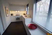 Gerealiseerd project Boskoop    Comprex Linea    Corian    Floor marmoleum Piet Boon   ArtDesign  Keukens #Rotterdam