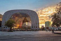 ROTTERDAM - The Netherlands / My city Rotterdam.