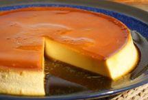 Dessert - Flan, Pudding, Creme Brûlée, & Mousse / by Rebel Foster