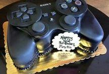 CAKE DESIGN { Geek, Call Of }