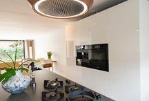 Project in Pijnacker   Comprex Alumina - Linea   Art Design Keukens   Comprex Rotterdam.