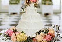 Let Them Eat (Wedding) Cake!! / Cake or cupcake designs I like for our wedding