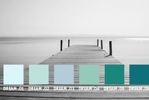 YOLO Colorhouse DREAM color family / YOLO Colorhouse DREAM color family notes: • calming • contemporary and historic • elegant • ease your mind  • bedrooms, bathrooms, kitchens and living rooms / by Colorhouse Paint