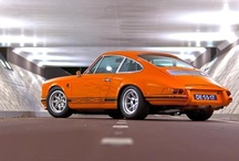 Porsche & Cars / by Orly