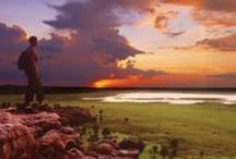 Darwin + Northern Territory / From Uluru to Arnhem Land the Northern Territory's attractions are as diverse as its landscapes. Here you will find ancient Aboriginal rock art galleries, wonderful wildlife parks, rare South Sea pearls and world-famous natural attractions. / by Australia