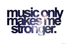 Music / Musical musings and obsessions! / by Karen Schweighardt