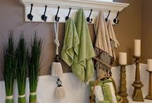Master Bath Makeover / by Amy Smith