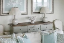 Home Decor and Decorating ideas / ideas for the home.
