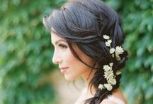 Fancy  huh / Hair styles Bridal or Special Occasion Inspirations