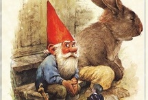 Gnomes, Fairies and others