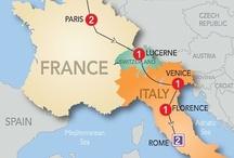 our European Tour 2013
