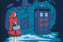 Bad Wolf Inc. / Doctor Who series stuff