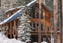 Angel Fire Dreams / Beautiful mountain home ideas / by Shelby Bandy