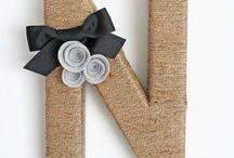Gift Ideas/DIY / by Amanda Hale