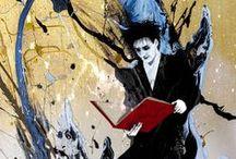 Neil Gaiman's Comics / The Endless mostly