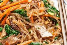 recipes - korean food