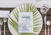 Future Wedding: Place Settings