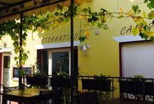 Ristorante  / Leuke plekjes waar je goed en gezellig  kunt eten.