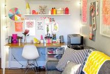 Studios & Working Spaces / A look inside some of my favorite studios and working spaces.