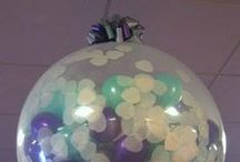 Party Ideas / by Misty Nobles
