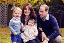 Prince William & Kate Middleton / by Kimberly Ankerich