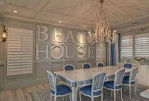 Beach House / Beautiful Beach Home Decor / by House on the Way - Home Decor & Design Blog