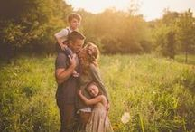 family photography / lifestyle and natural family photography
