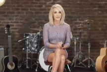 Carrie Underwood / by Kimberly Ankerich