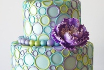 Food - Cakes to die for / by Jacque DeLuca Perez