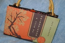 DIY Book Repurposed  / Upcycle my library! / by Debi Hamilton