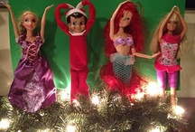 Christmas Elf on the Shelf / by Debi Hamilton