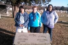 Hyde's at Jordan Cemetary