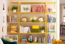 Bangin' Bookcases / Amazing Bookcases, Hutches and Cabinets / by House on the Way - Home Decor & Design Blog