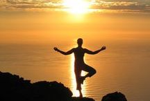Yoga & Meditation / by Mehera (मेहेरा)