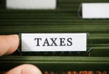 Tax Resources for Small Businesses / A collection of tax resources and references for small business owners and freelancers.