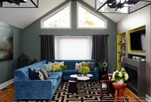Carriage Lane Living/Family Rooms