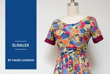 Indie Pattern Companies / Garments made using sewing patterns designed by indie pattern companies.