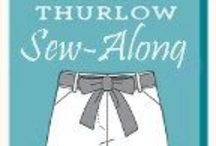 Sew-Alongs / A collection of sew-alongs. Stuck on a pattern? Find a sew-along resource here!