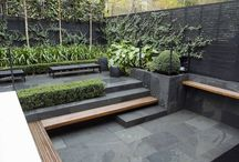 terrace + patio / by Madeline Read